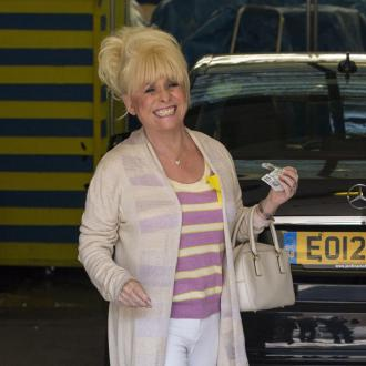 Barbara Windsor moved by support