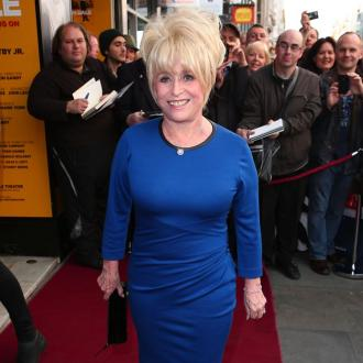 Barbara Windsor doing really well