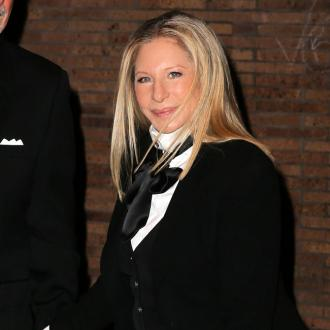 Barbra Streisand 'insisted on being shot from her good side' during fundraiser