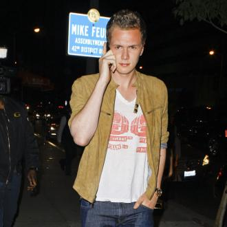 Barron Hilton's alleged attacker flees from police
