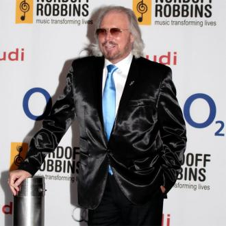 Barry Gibb Recalls Photo Informing Him Of Robin's Cancer