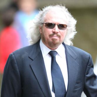 Barry Gibb silenced by childhood trauma