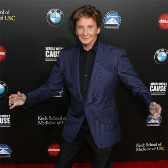 Barry Manilow's emotional wedding