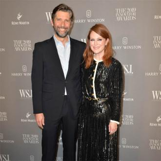 Julianne Moore shares marriage secret