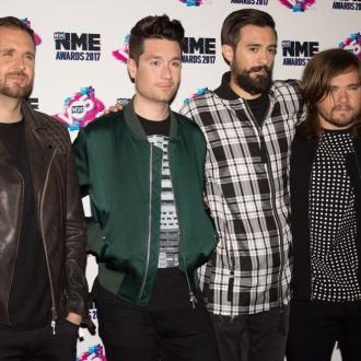 Bastille wrote song with Lewis Capaldi on tour