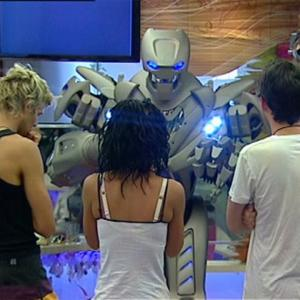 Bb House Invaded By Robots