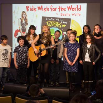 Beatie Wolfe Inspired By Kids' Wishes