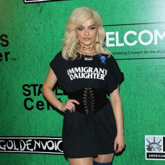 Bebe Rexha fancies Chris Martin