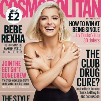 Bebe Rexha's size struggle