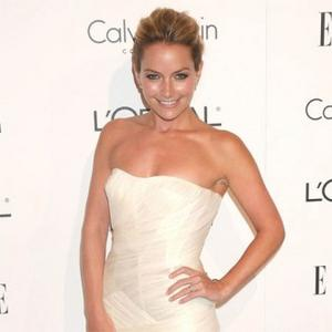 Becki Newton Gives Birth To A Son