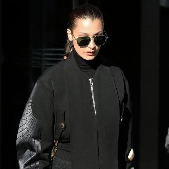Bella Hadid Attends Same Event As The Weeknd