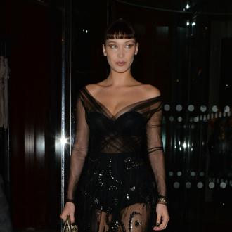 Bella Hadid: I Didn't Worry About My Appearance Before Modelling