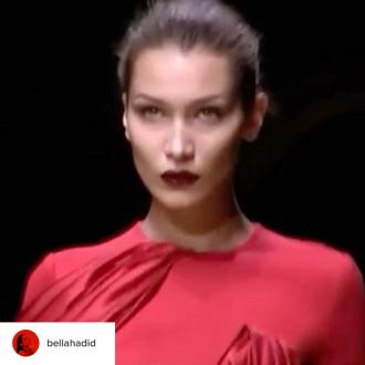 Bella Hadid feels 'so damn lucky' to be a model