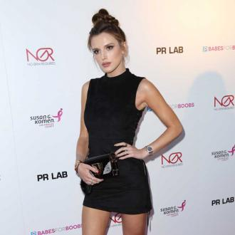 Bella Thorne was sent death threats after relationship drama