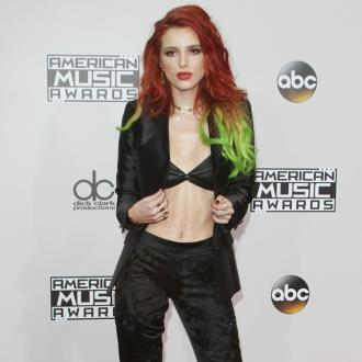 Bella Thorne's crush on Demi Lovato