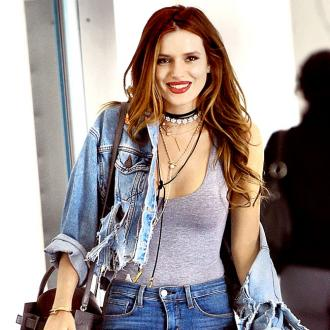 Bella Thorne bought house with social media money