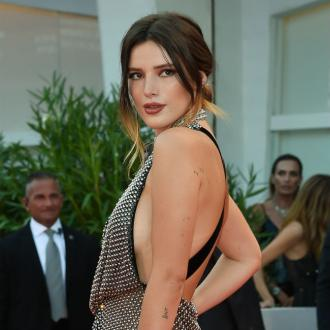 Bella Thorne says her romance with Benjamin Mascolo is 'great'