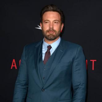 Ben Affleck living in family home