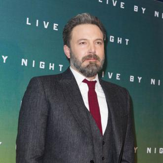 Ben Affleck says DC are getting it right