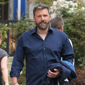 Ben Affleck Happy To Talk About Alcoholism