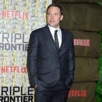 Ben Affleck rekindled love of acting thanks to The Way Back
