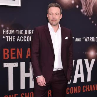 Ben Affleck's Buffy line was dubbed