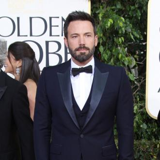 Ben Affleck's 'Incredible' Golden Globes Win