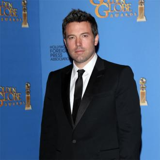 Ben Affleck Works On Quitting Smoking