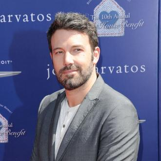 Ben Affleck Landed Role With A Smile