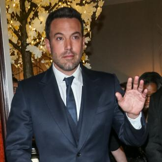 Ben Affleck still wearing wedding ring