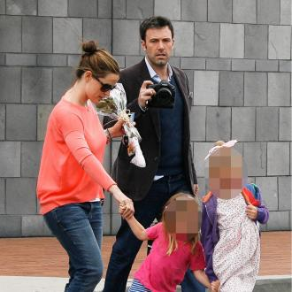Ben Affleck's Family Come First