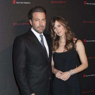 Ben Affleck Seen 'Laughing' With Jennifer Garner
