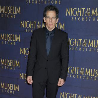 Ben Stiller Appreciates Wife