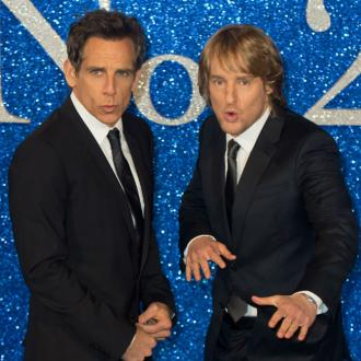 Owen Wilson's treasured letter from Ben Stiller