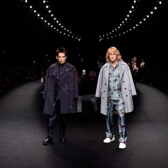 Ben Stiller And Owen Wilson's Surprise Pfw Show