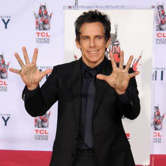 Ben Stiller Cemented Into Hollywood History