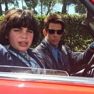 Ben Stiller introduces Derek Zoolander's son