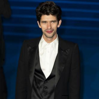 Ben Whishaw had therapy