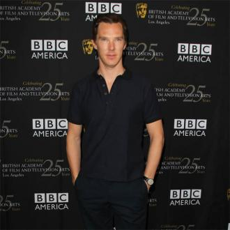Benedict Cumberbatch Bulked Up For Star Trek