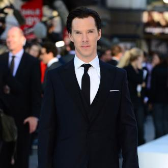 Benedict Cumberbatch Not Ready For Oscar Talk