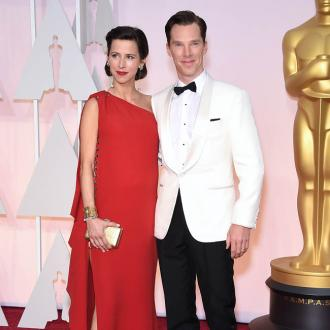 Benedict Cumberbatch Christens Baby Son