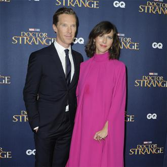 Benedict Cumberbatch praises his wonderful mothering wife