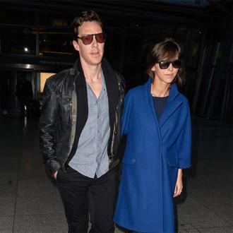 Benedict Cumberbatch Enjoys Romantic Honeymoon