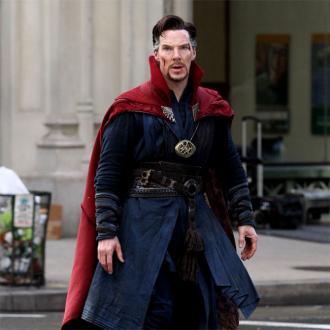 Benedict Cumberbatch has stiff hips