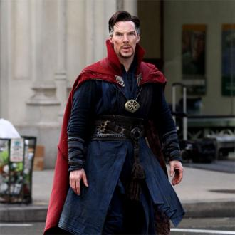 Benedict Cumberbatch: It's very cool to be a Marvel superhero