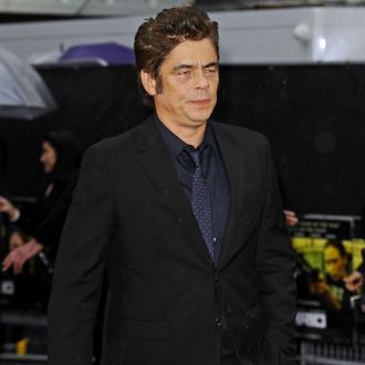Benicio del Toro teases his character in Star Wars: The Last Jedi