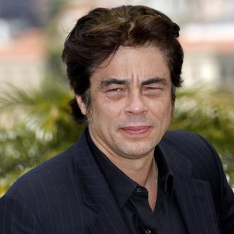 Low Key Dad Benicio Del Toro