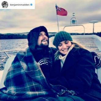 Benji Madden praises 'beautiful' Cameron Diaz on her birthday