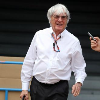 Bernie Ecclestone's a dad again at 89