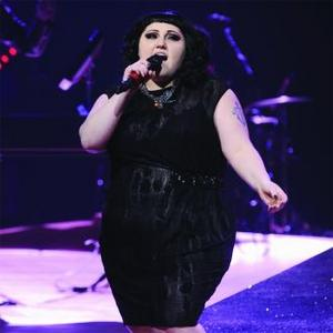 Beth Ditto 'Chilled' By Adele's Voice